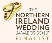 Finalist 2017 Wedding Entertainment of the Year - NI Wedding Awards