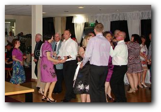 Scrabo Gold Club Wedding Entertainment