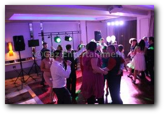 Merchant Hotel Belfast Wedding Disco