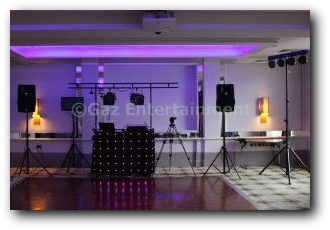 Merchant Hotel Belfast Wedding DJ