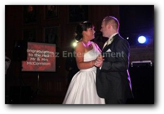 Queens University Wedding Disco