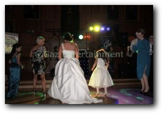 Queens University Wedding Reception