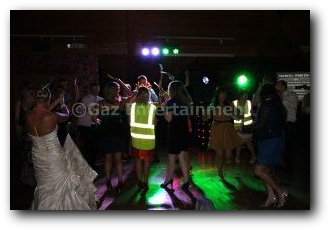 Templeton Hotel wedding entertainment package